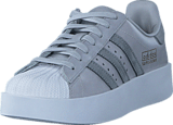 adidas Originals - Superstar Bold W Lgh Solid Grey/Mid Grey S14/Ft