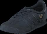 adidas Originals - Dragon Og J Core Black/Core Black/Core Bla