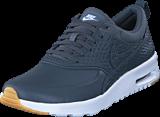 Nike - Wmns Air Max Thea Premium Shoe Dark Grey/grey/yellow-white