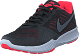 Nike - Wmns City Trainer Black/Mtlc Cool Grey-Solar Red