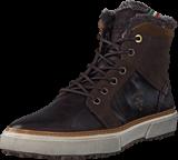 Pantofola d'Oro - Benevento Uomo Fur Mid Coffe Bean