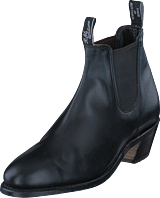 RM Williams - Adelaide Cuban Heel Black