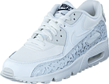 Nike - Nike Air Max 90 Ltr Se Gg Summit White/White-Black