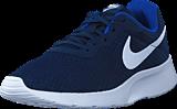 Nike - Nike Tanjun Midnight Navy/White-Game Royal