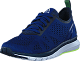 Reebok - Print Smooth Clip Ultk Deep Cobalt/Coll Navy/Electric