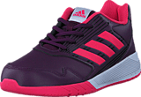 adidas Sport Performance - Altarun K Red Night F17/Super Pink F15/C