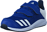 adidas Sport Performance - Fortarun Cf I Collegiate Royal/Ftwr White