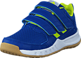 adidas Sport Performance - Fortagym Cf K Collegiate Royal/Semi Solar Ye