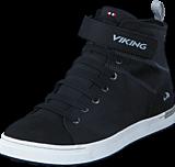 Viking - Skien Mid GTX Black/White