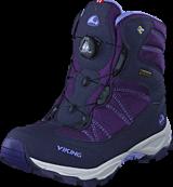 Viking - Boulder Boa GTX Purple/Lavender