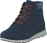 Timberland - Killington 6 In Black Iris Nubuck