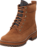 Timberland - Courmayeur Valley YBoot Rust Earthybuck