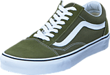 Vans - UA Old Skool Winter Moss/True White