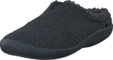 Toms - Berkeley Black Herringbone Wollen