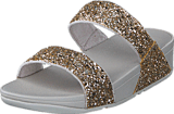 Fitflop - Glitterball Slide Pale Gold