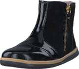 Bobux - Gloss Boot Black