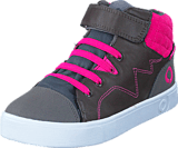 Footi - Hornfels Brown/Magenta