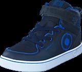 Footi - Temple Warm Navy/Blue