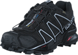 Salomon - Speedcross 4 GTX® Black/Black/Silvmetal