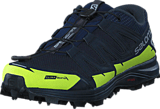 Salomon - Speedspike Cs Navy Blazer/R.Silver/Lime Punc