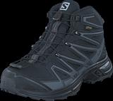 Salomon - X-Chase Mid GTX® Black/Black/Magnet