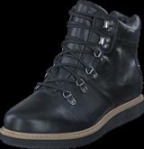 Clarks - GlickAsha GTX Black Leather