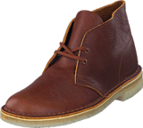 Clarks - Desert Boot Tan Tumbled