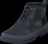 Clarks - RushwayMid GTX Black Leather