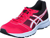 Asics - Patriot 8 Rouge Red / White / Black