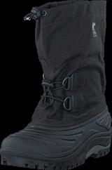 Sorel - Super Trooper Youth 011 Black Light grey