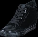 Calvin Klein Jeans - Robina Velvet BLK