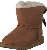 UGG Australia - Mini Bailey Bow II Kids Chestnut