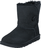 UGG Australia - Bailey Button II Kids Black