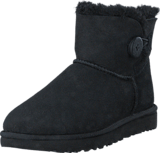 UGG - Mini Bailey Button II Black