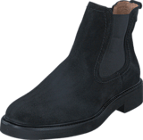 Hush Puppies - Fredrik Chelsea Black