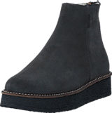 Hush Puppies - Kyla Midzip Dark Brown