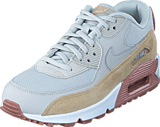 Nike - Women's Air Max 90 Light Bone/Pink-White