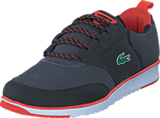 Lacoste - L.Ight 317 1 BLK/RED