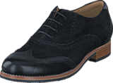 Sebago - Claremont Brogue Black