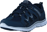 Polecat - 435-3407 Comfort Sock Navy Blue