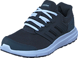 adidas Sport Performance - Galaxy 4 W Carbon S18/Ftwr White