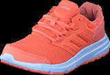 adidas Sport Performance - Galaxy 4 W Chalk Coral/Trace Orange S18