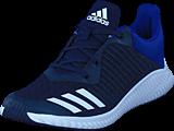 adidas Sport Performance - Fortarun K Collegiate Navy/Ftwr Wht/Royal