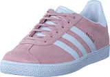 adidas Originals - Gazelle J Icey Pink F17/White/Gold Met