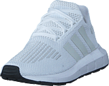 adidas Originals - Swift Run C Ftwr Wht/Crystal Wht/CoreBlack