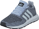 adidas Originals - Swift Run Aero Blue/Ftwr Wht/Core Black
