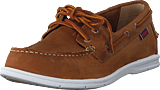 Sebago - Litesides Two Eye Med Brown Leather