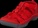 Keen - Newport H2 Kids Firey Red