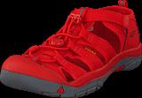 Keen - Newport H2 Jr Firey Red