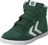 Hummel - Stadil Leather Jr Duck Green